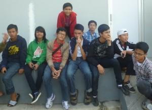 Temupisah smp14 Llembang 201226